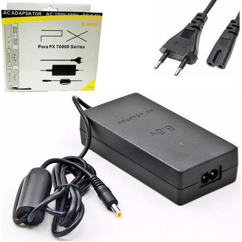 Imagem de Carregador Fonte Para Ps2 Playstation 2 - Forte E Qualidade
