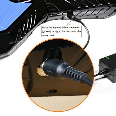 Imagem de Carregador Hoverboard Skate Elétrico Smart Balance Universal