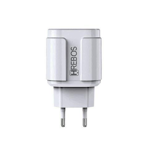 Imagem de Carregador Iphone 5 6 7 8 Plus Turbo 6A com Cabo Lightning 1.2M 4.0 Branco