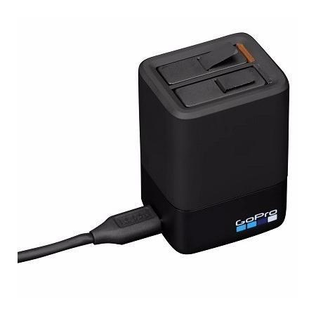 Imagem de Carregador Original Duplo Go Pro Gopro Hero 5 e 6 + Bateria