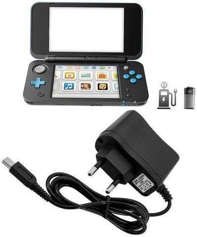 Imagem de Carregador Para Nintendo DSi, DSi XL, 3DS, old 3DS, 3DS XL, 2DS, 2DS XL, New 3DS, New 3DS XL