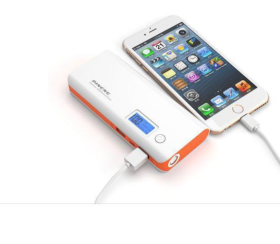 Imagem de Carregador Portátil Pineng 10.000mah compatível com Smartphone Samsung Galaxy A30