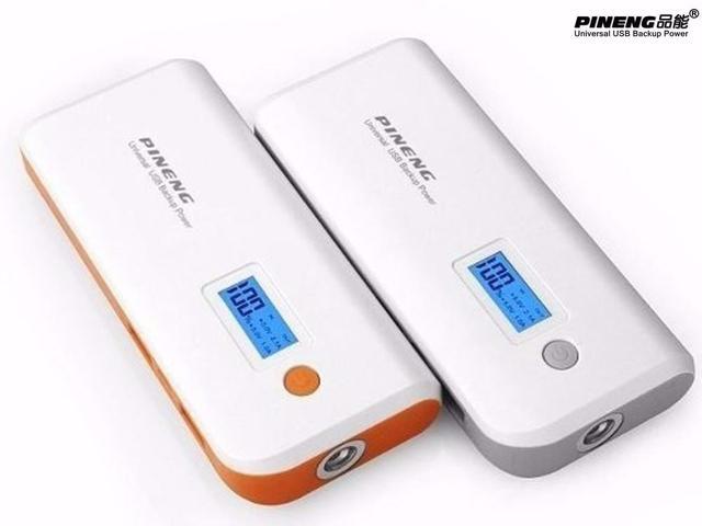 Imagem de Carregador portatil pineng 10.000mah   compativel iphone 7 plus