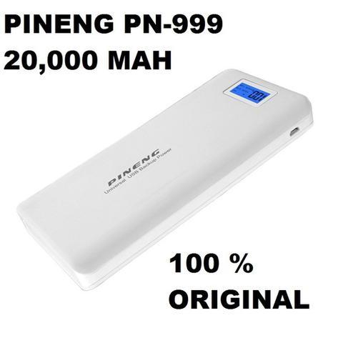 Imagem de Carregador Portátil Power Bank Pineng 20000mah Original PN-999