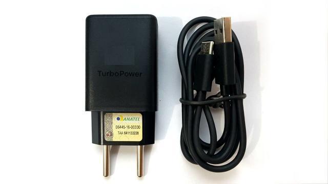 Imagem de Carregador Turbo Power Micro USB Para Moto G5, G5 Plus, E4, E4 Plus, G5s, G5s G6 Plus mini