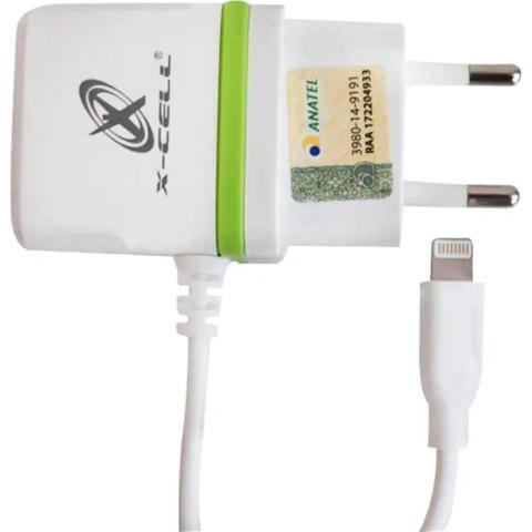 Imagem de Carregador Ultra Rápido 2.5A Para Iphone 5 6S Plus 7 8 ANATEL