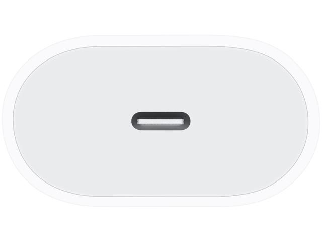 Imagem de Carregador USB-C de 20W Apple Branco Original