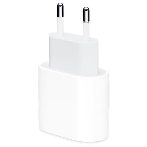 Imagem de Carregador USB-C de 20W para iPad Pro e iPhone Branco - Apple -  MHJG3BZ/A