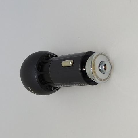Imagem de Carregador Veicular Ultra Turbo com cabo de metal para Apple iPhone 7 Plus