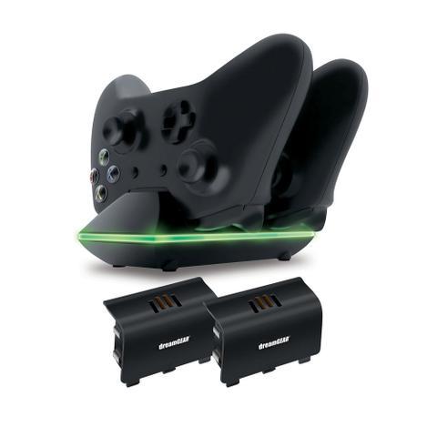 Imagem de Carregador Xbox One Dual Charge Dock 2 baterias DreamGear