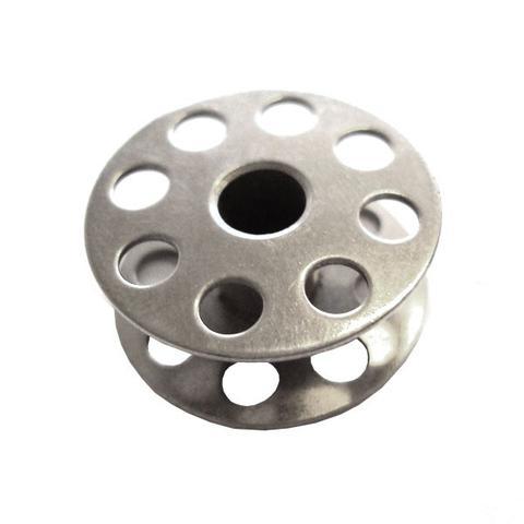 Imagem de Carretilha para Máquina de costura Reta industrial - Caixa com 100 Bobinas