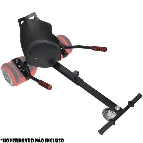 Imagem de Carrinho Assento Hoverkart para Hoverboard 6.5, 8, 8.5 e 10 Polegadas Importway BW-058 Preto