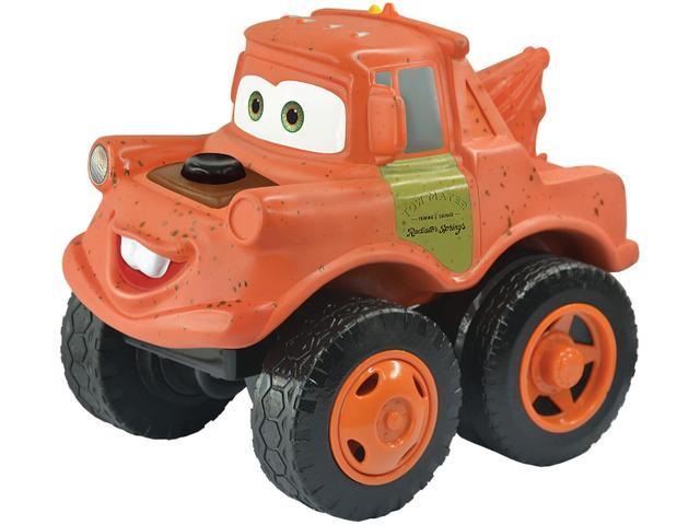 Imagem de Carrinho Carros Disney Pixar Fofomóvel Tow Mater