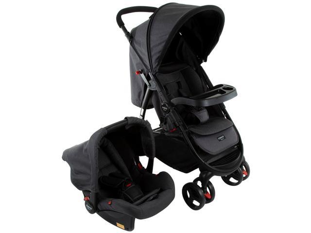 Imagem de Carrinho de Bebê com Bebê Conforto Cosco Nexus