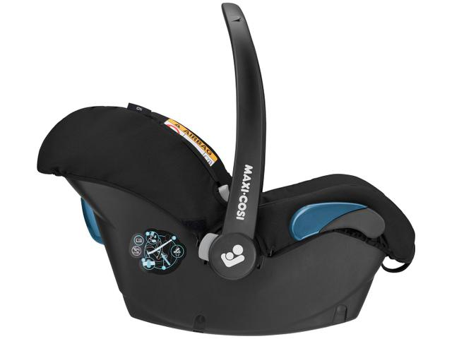 Imagem de Carrinho de Bebê com Bebê Conforto Maxi-Cosi