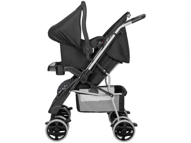 Imagem de Carrinho de Bebê com Bebê Conforto Tutti Baby Thor