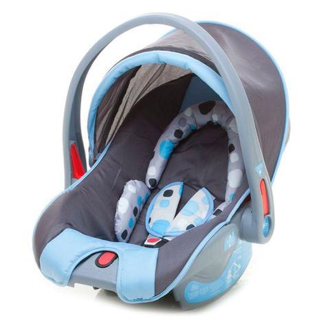 Imagem de Carrinho de Bebê Cosco Travel System Reverse até 15 Kg com Bebê Conforto Azul