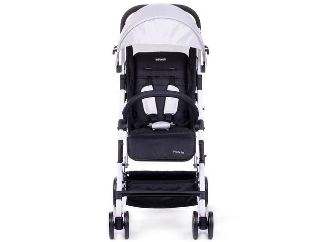 Imagem de Carrinho de Bebê Passeio Infanti Piccolo Reclináve