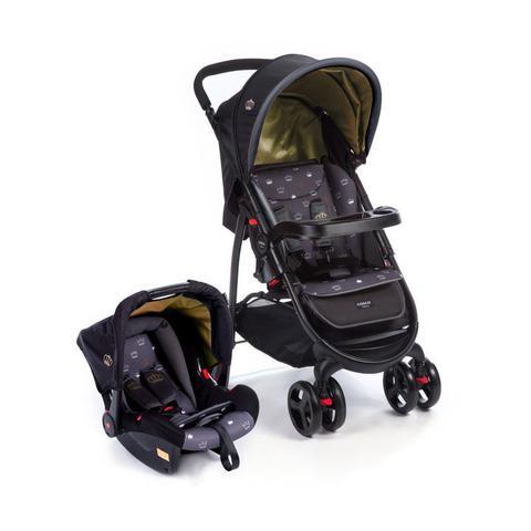 Imagem de Carrinho de bebê Travel System Nexus Preto (Carrinho+Bebê Conforto) Dorel