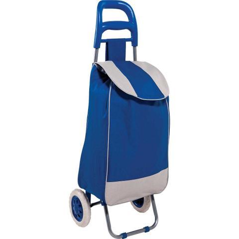 Imagem de Carrinho de Compras Mor Leva Tudo Bag To Go - Azul