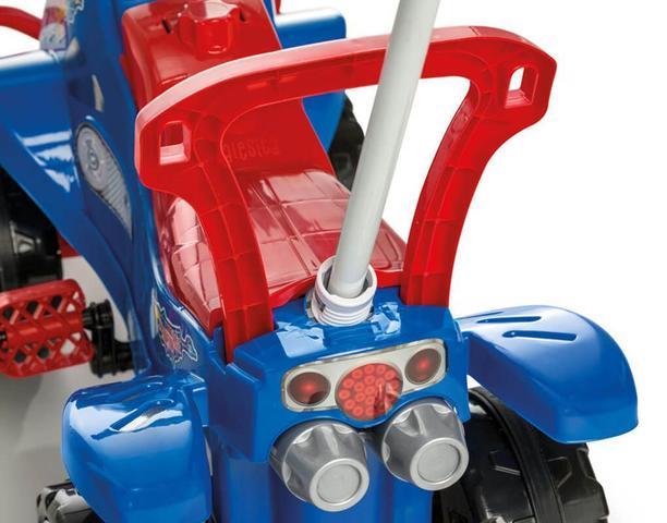 Imagem de Carrinho de Passeio Infantil Cross Turbo Azul