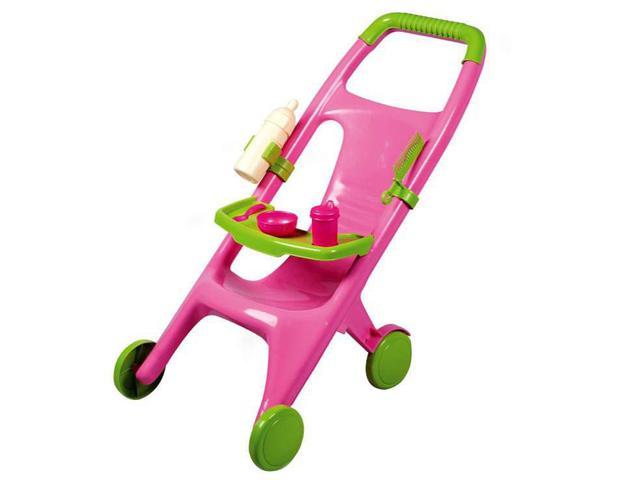 Imagem de Carrinho de Passeio para Boneca Baby Car Papinha