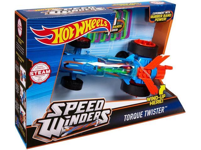 Imagem de Carrinho Hot Wheels - Speed Winders Torque Twister