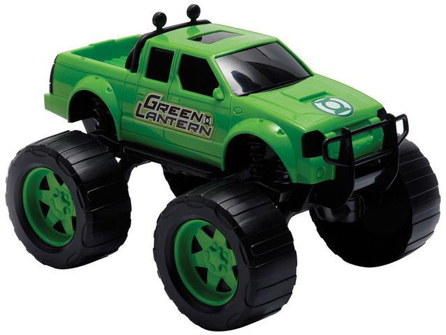 Imagem de Carrinho Strong Truck Lanterna Verde