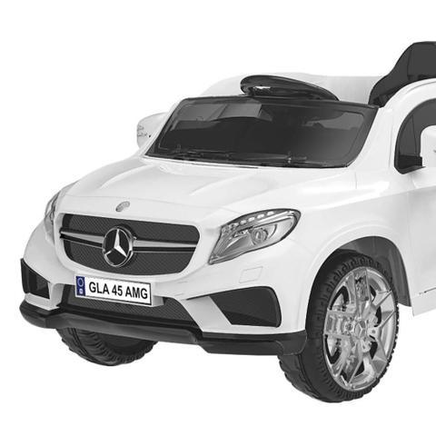 Imagem de Carro Elétrico 12v Mercedes GLA Branco - Xalingo