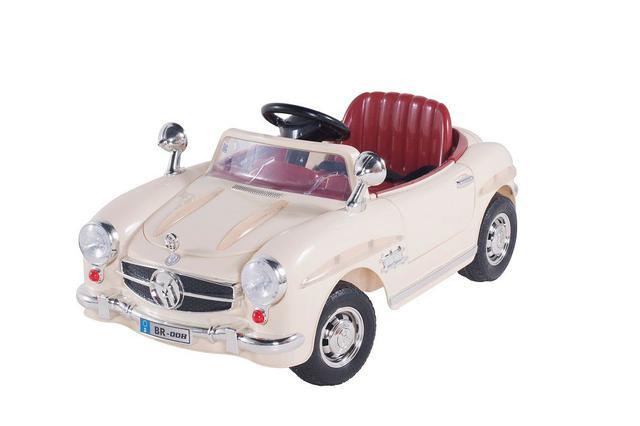 Imagem de Carro Elétrico Antigo Infantil com Controle Remoto Bel Brink