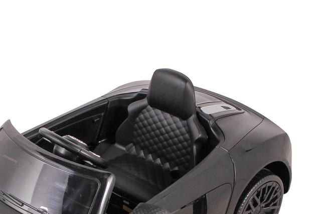 Imagem de Carro Elétrico Conv. Audi R8 Preto 12V C/ Controle Bel Brink