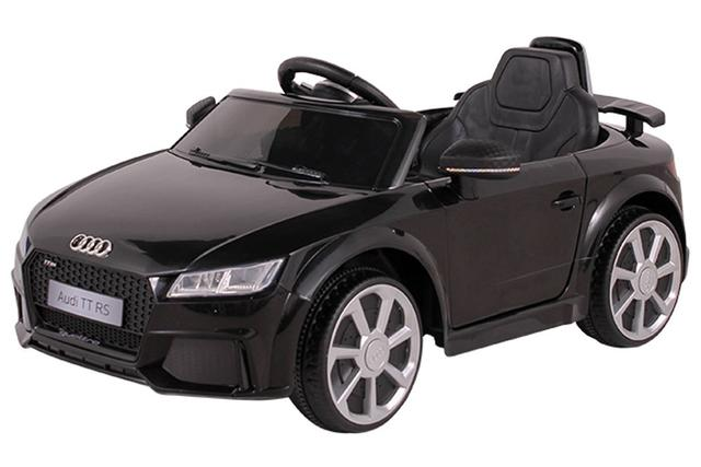 Imagem de Carro Elétrico Conv. Audi TT RS Preto 12v C/ Controle 921900