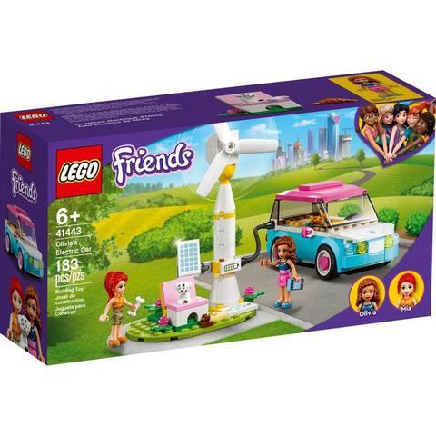 Imagem de Carro Elétrico da Olivia - Lego Friends 41443