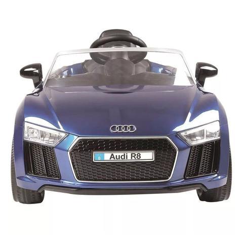 Imagem de Carro Elétrico Infantil Audi R8 Azul - Xalingo