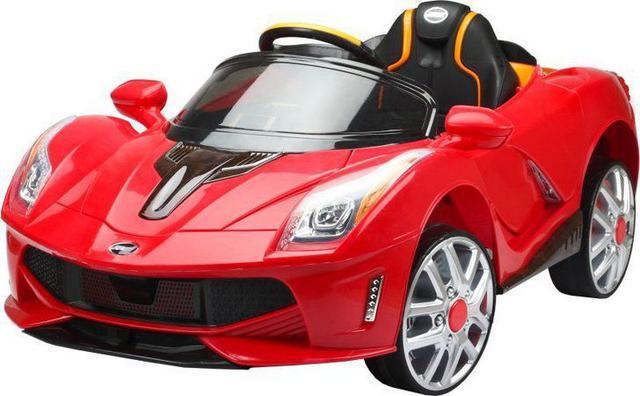 Imagem de Carro Elétrico Infantil Luxo Vermelho 12V II - BelFix