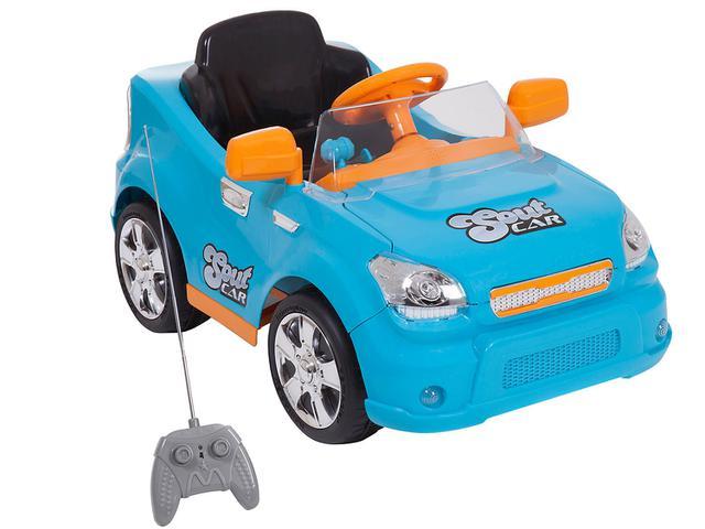 Imagem de Carro Elétrico Infantil Soutcar