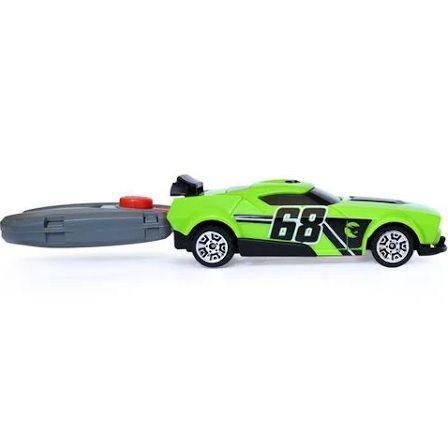 Imagem de Carro Hot Wheels com Chave Lançadora Radical 8278-7 - Barão