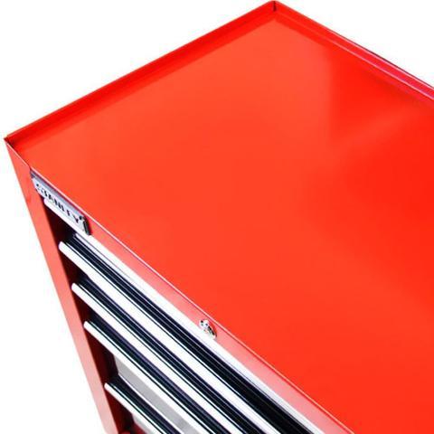 Imagem de Carro para ferramentas fechado 5 gavetas