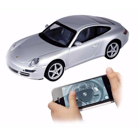 Imagem de Carro Porsche 911 Controle Bluetooth Para Iphone - Dtc