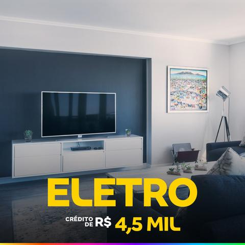 Imagem de Carta de Crédito de Consórcio - Eletro 4.500,00 em 36 Meses de 160,00