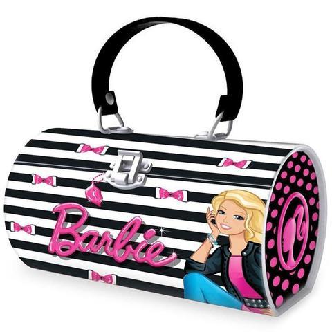 Imagem de Carteira Bolsa da Barbie Preta - Intek