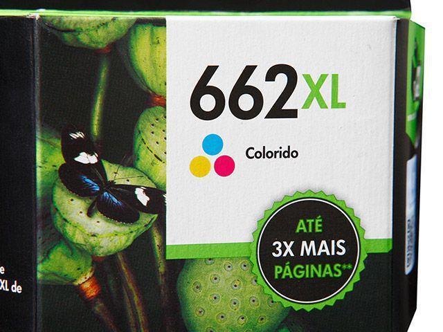 Imagem de Cartucho de Tinta Colorido XL Original
