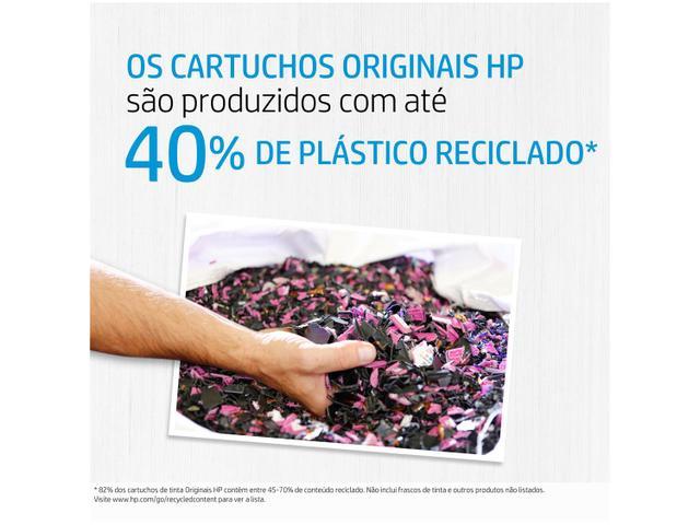 Imagem de Cartucho de Tinta HP 667 Preto