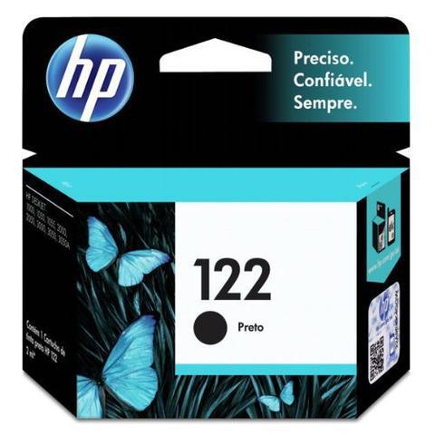 Imagem de CARTUCHO HP CH561HB Nº 122 PRETO 2ML  HP