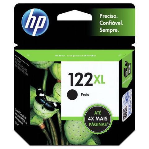Imagem de CARTUCHO HP CH563HB Nº 122 XL PRETO 8ML  HP
