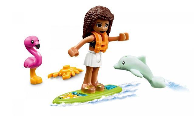 Imagem de Casa da Praia Lego Friends