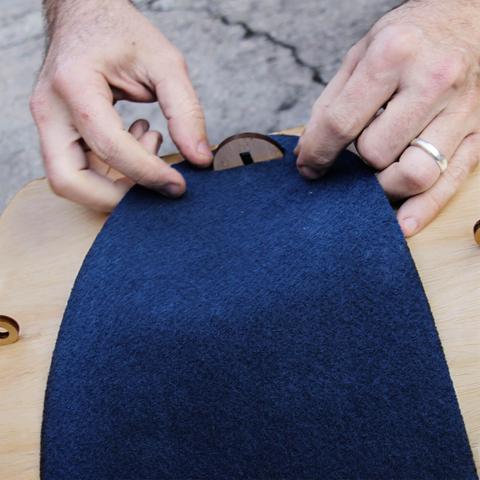 Imagem de Casa de Gato para montar - Azul