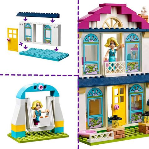 Imagem de Casa de Stephanie Lego Friends - LEGO 41398
