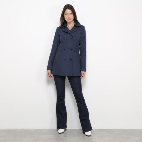 Imagem de Casaco Facinelli Trench Coat Feminino