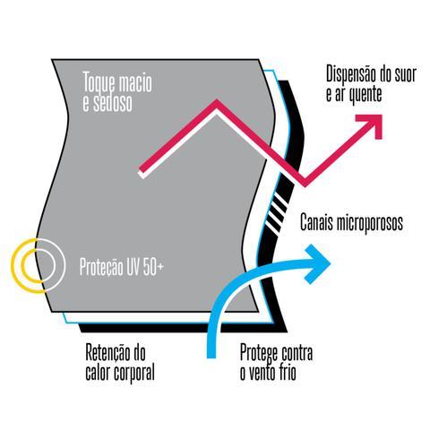Imagem de Casaco Térmico Masculino  Denver (Thermo Fleece Power)